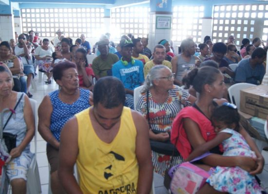 Mutirão do BPC atendeu cerca de 500 beneficiários em Ilhéus