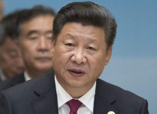 Presidente chinês diz que está disposto a trabalhar com Bolsonaro