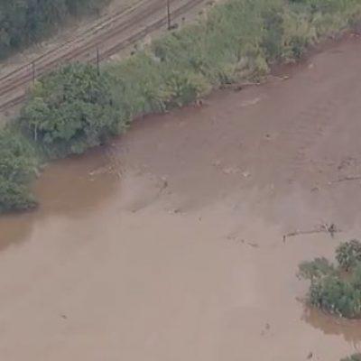 Vídeo mostra destruição provocada pelo rompimento da barragem de Brumadinho
