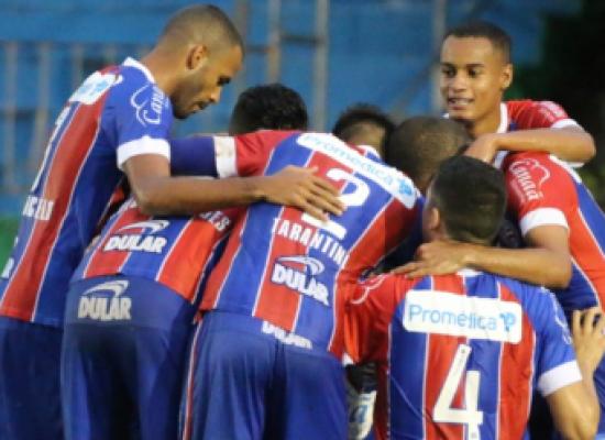 Bahia empata com o Cruzeiro fora de casa e cai para 10ª posição