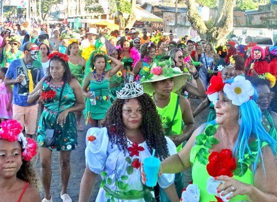 Secult informa programação atualizada do Carnaval do Povo de Ilhéus