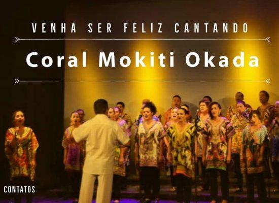 Coral Mokiti Okada de Ilhéus realiza audição para novos cantores dia 12