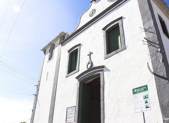 Iniciada a 2ª da etapa das obras de restauro da Igreja de Itacaré