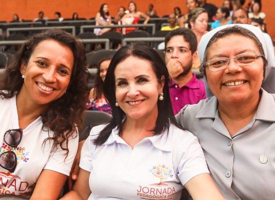 Jornada Pedagógica prepara gestores escolares municipais para ano letivo de 2019