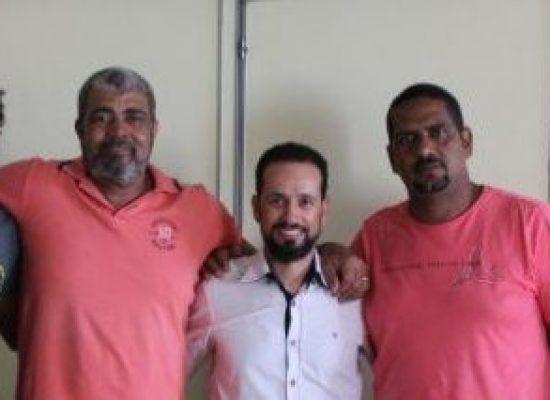 Liga de Vera Cruz realiza curso de arbitragem com apoio da FBF