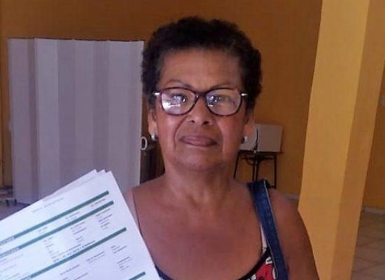 Marcação itinerante da saúde atende moradores da Ponta da Tulha, Tibina, Retiro e Aderno