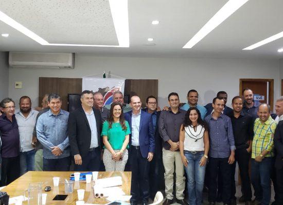 Membros da Fecbahia elegem representante do Consórcio Litoral Sul para a diretoria