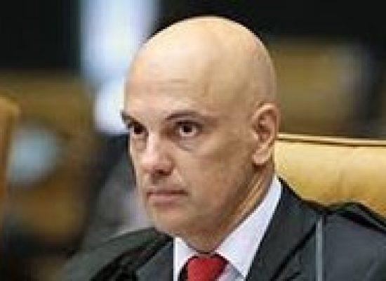 Moraes nega suspensão do processo de impeachment contra Witzel