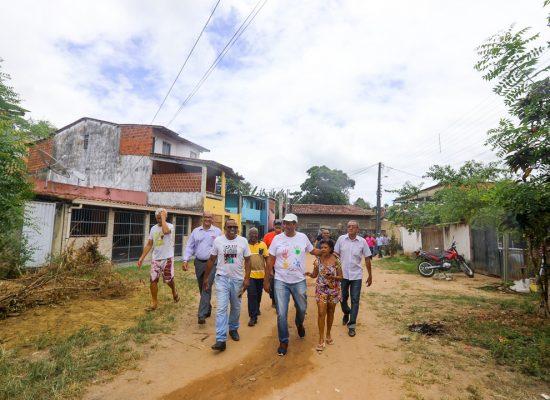 Prefeito visita comunidades e discute melhorias para a zona rural