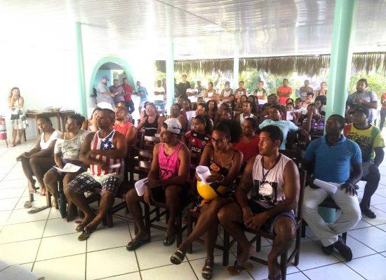 Prefeitura discute com ambulantes sobre organização do Carnaval de Itacaré