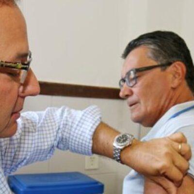 Campanha Nacional de Vacinação contra a Influenza começa no dia 10 de abril