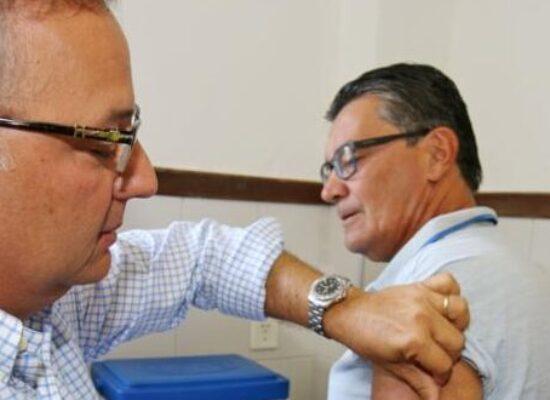 Campanha de vacinação contra a gripe e o sarampo termina na próxima segunda-feira (31) em Ilhéus