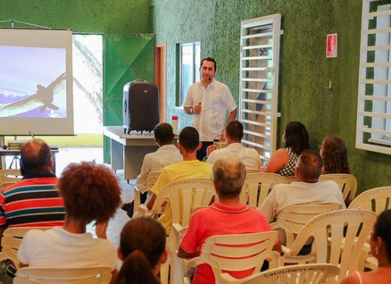 Microempresários da Central de Abastecimento participam do projeto Ser Empreendedor