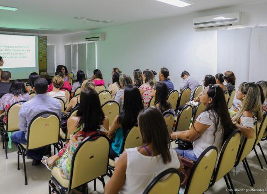 Núcleo Regional de Saúde realiza capacitação sobre tuberculose em Ilhéus