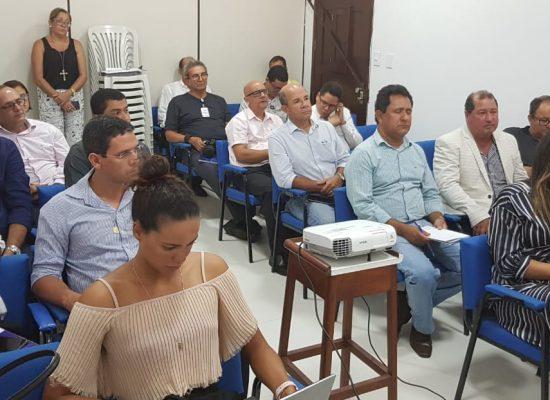 Reunião da Amurc refletiu sobre direito digital e seminário de gestão pública