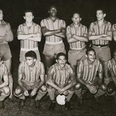 Taça Brasil de 59, primeira estrela do Bahia, faz aniversário