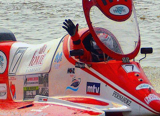 Brasileiro domina GP da Malásia e vence na abertura da temporada da F 3000 Powerboat