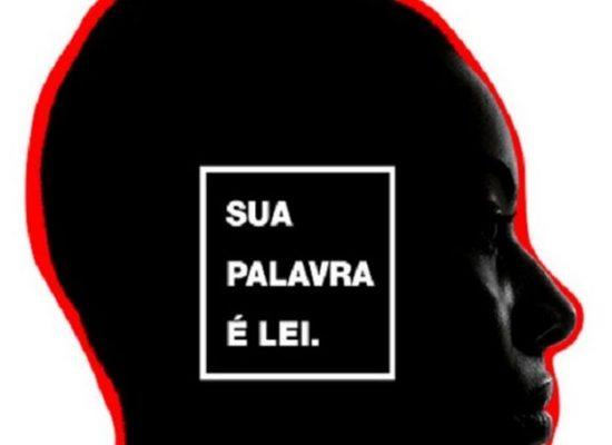 CAMPANHA LEI DO MINUTO SEGUINTE: SUA PALAVRA É LEI