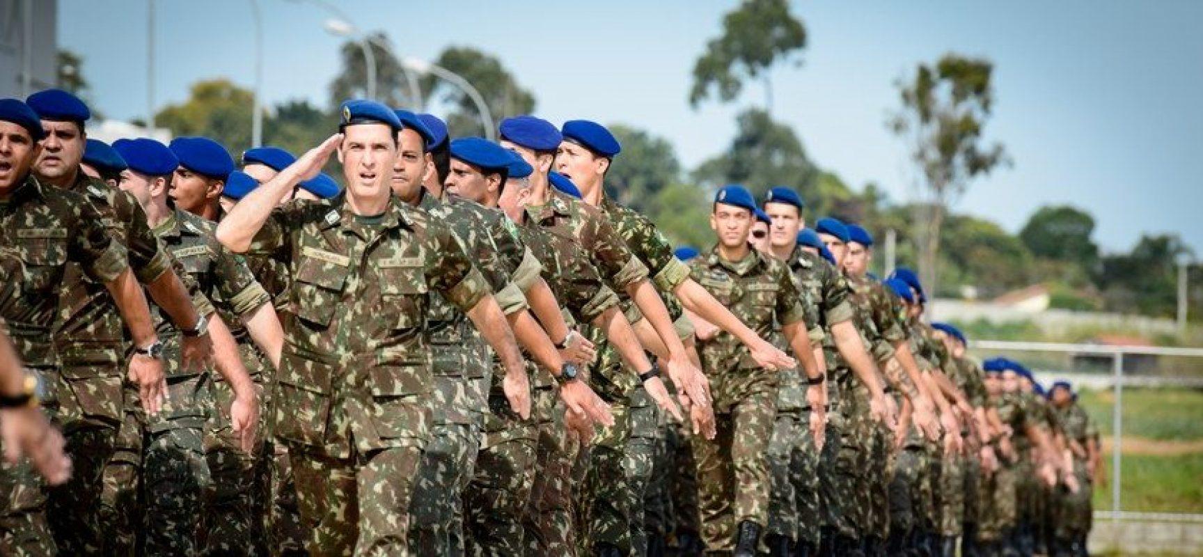 Previdência dos militares é tema de debate na terça-feira
