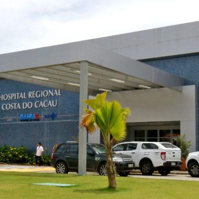 Hospital Regional Costa do Cacau, situação ficou ruim com a saída do Dr. Marcos Alabi