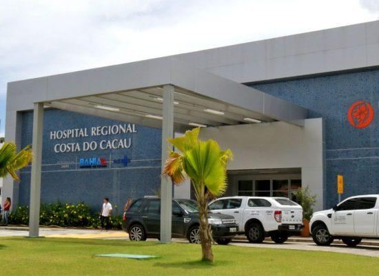 Ilhéus terá 31 leitos de UTI destinados para casos de coronavírus