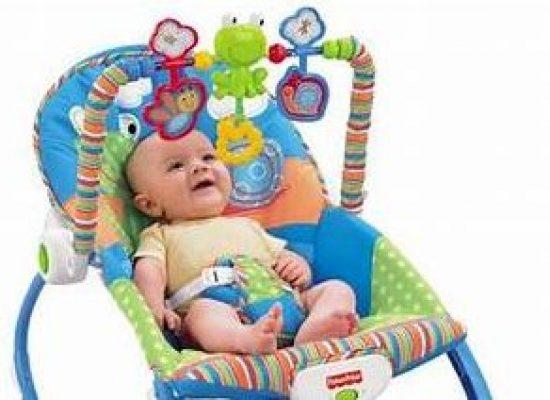 Fisher-Price faz recall de quase 5 milhões de cadeirinhas de bebê
