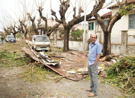 Após novo ciclone, Brasil mantém equipe de resgate em Moçambique