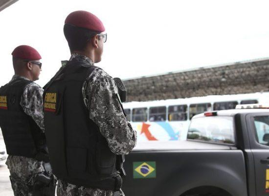Força Nacional permanecerá mais 30 dias no Ceará