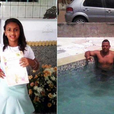 Homem mata a filha de 10 anos e atira no filho de 5 durante briga com a esposa