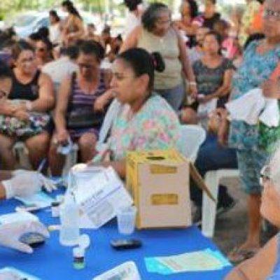 Mutirão leva serviços gratuitos da Saúde para Ilhéus