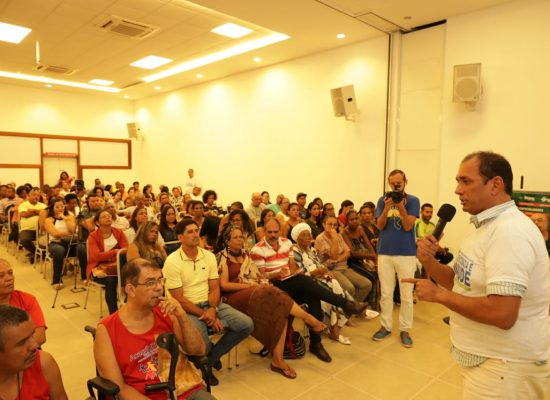 Participação popular marca abertura de Conferência Municipal de Saúde em Ilhéus