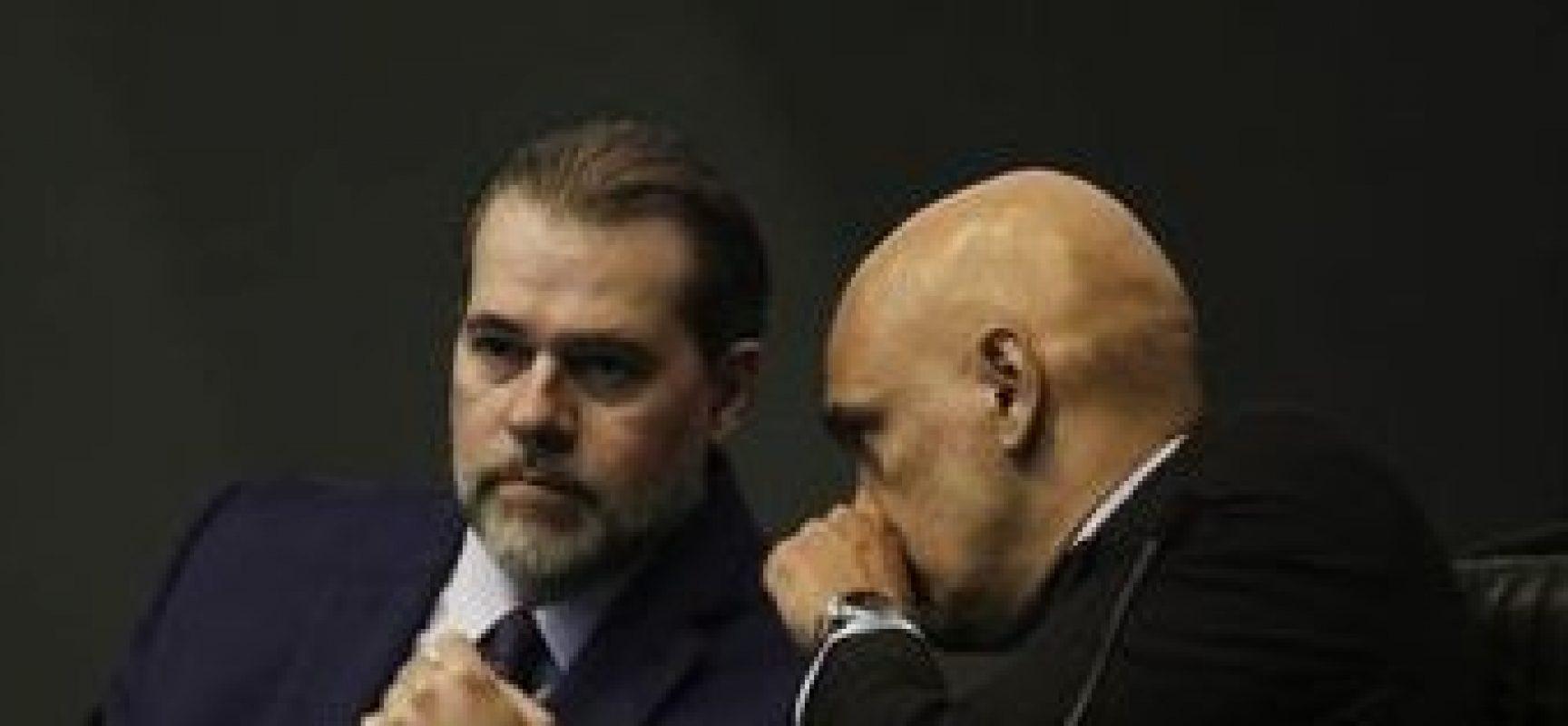 STF começa a discutir delação que acusa Toffoli de venda de sentenças no dia 21