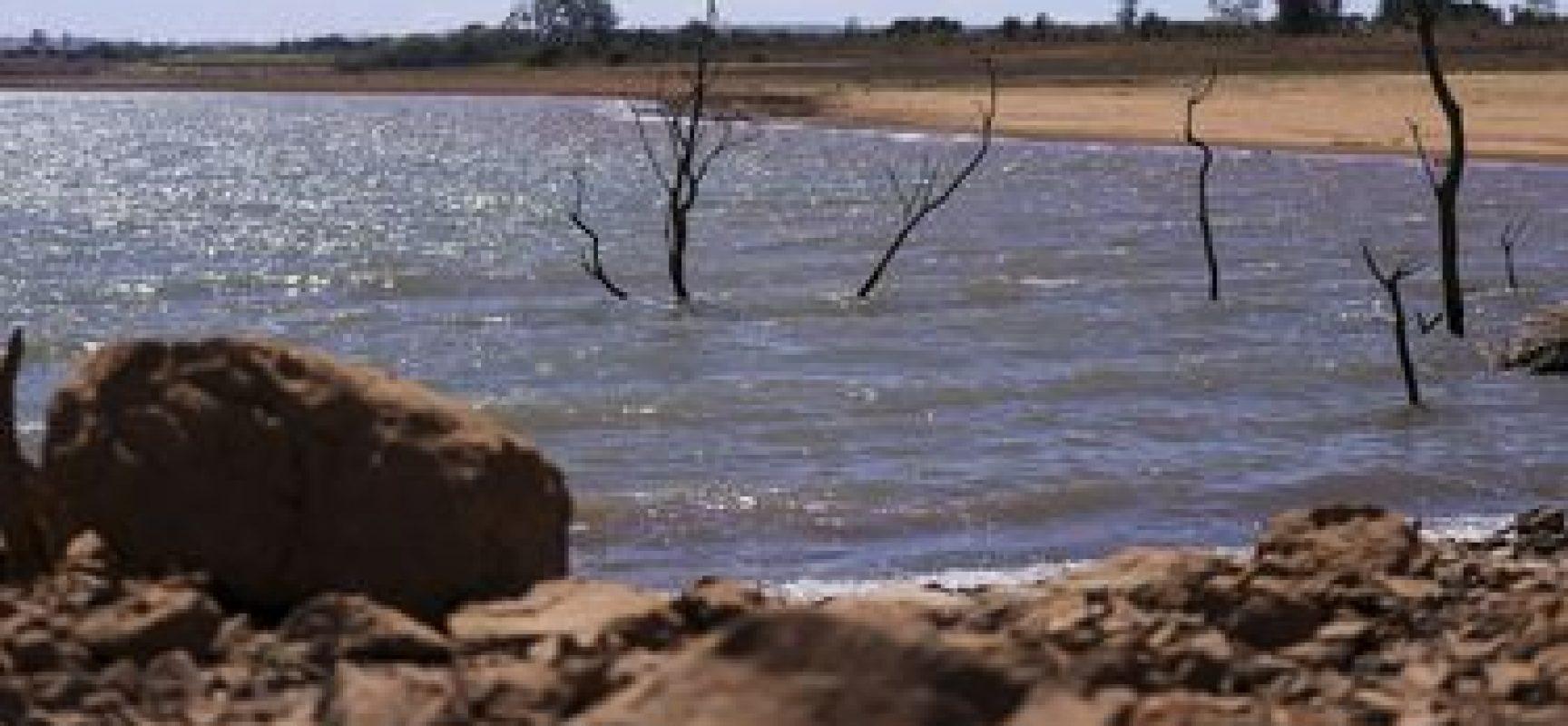 Plano pretende reduzir de 50% para 11% risco de segurança hídrica
