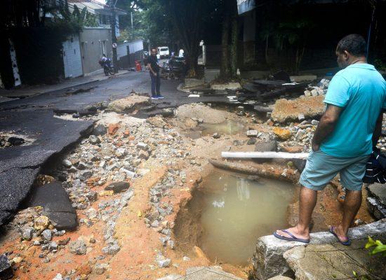 Rio deve decretar calamidade para obter mais ajuda, diz secretária