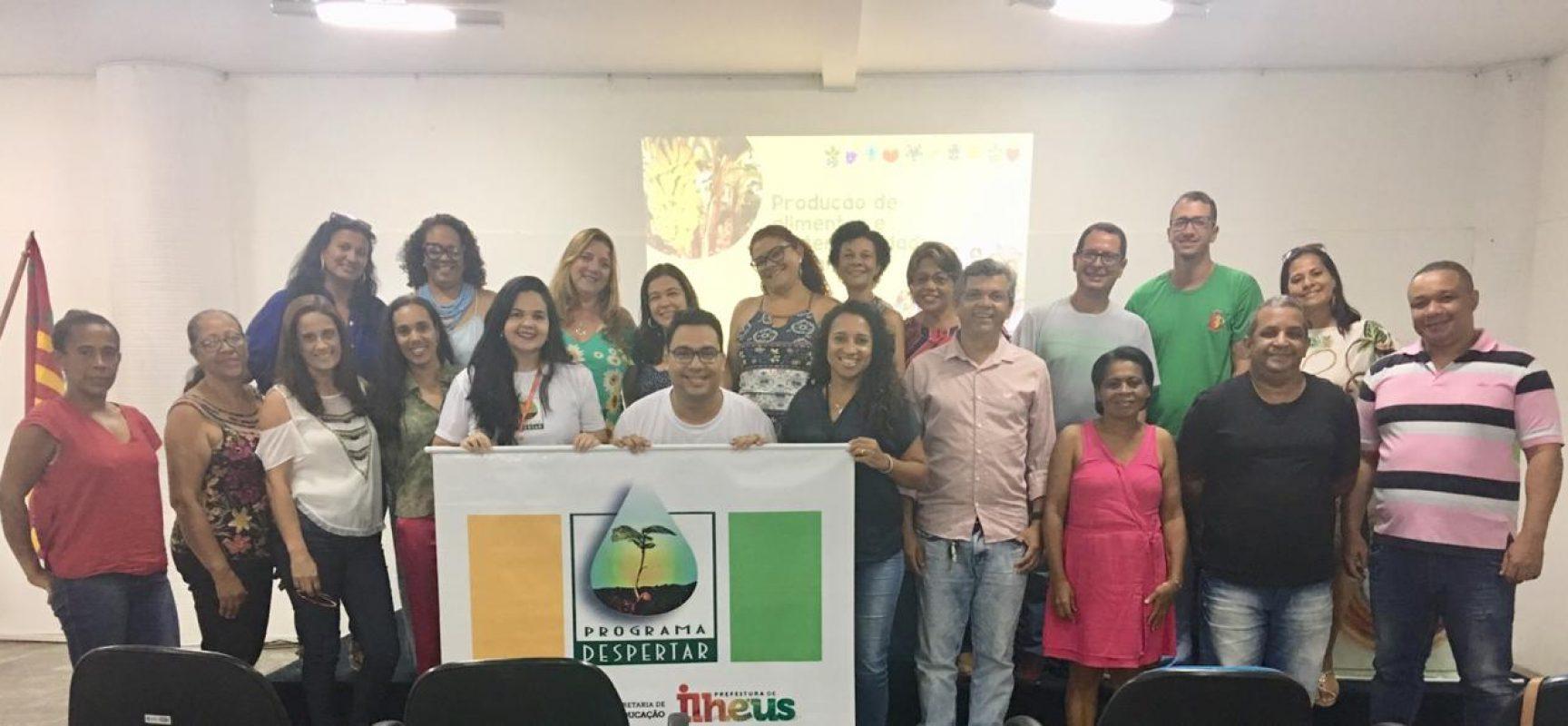 Seduc e Senar realizam formação municipal de professores do Programa Despertar