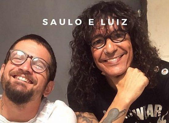 """Show acústico """"Luiz Caldas & Saulo"""" acontece dia 3, no Centro de Convenções de Ilhéus"""