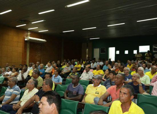 Taxistas participam de capacitação promovida pela Sutram em Ilhéus