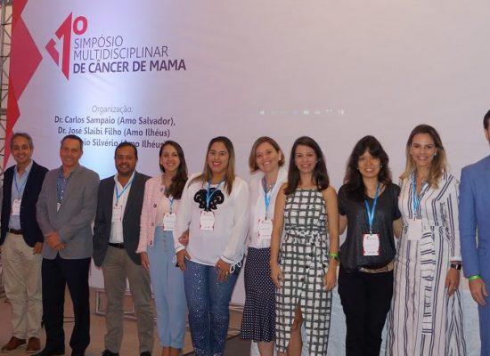 1º Simpósio Multidisciplinar de Câncer de Mama fortalece agenda de eventos científicos em Ilhéus