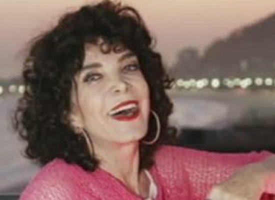 Atriz Lady Francisco morre no Rio
