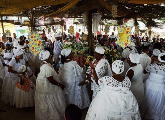 Bembé do Mercado reunirá mais de 40 terreiros para celebrar abolição da escravatura