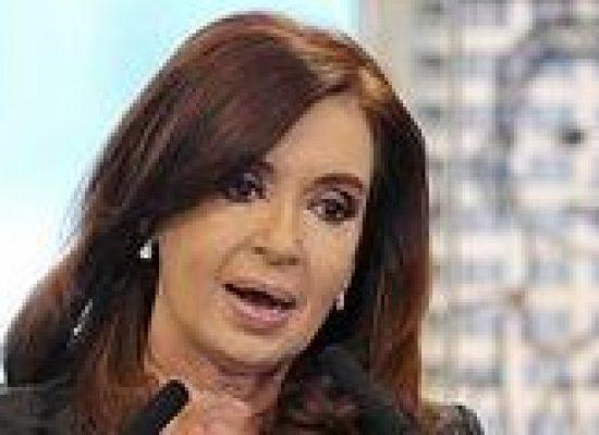 Corte Suprema confirma julgamento de Cristina Kirchner na terça-feira