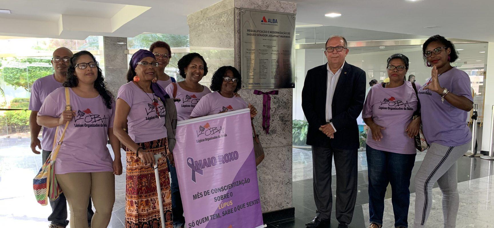 Deputado José de Arimateia promove Roda de Conversa sobre o Lúpus na ALBA