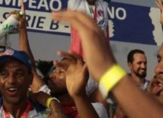 Doce Mel vence o Olímpia e é campeão da Série B do Baianão