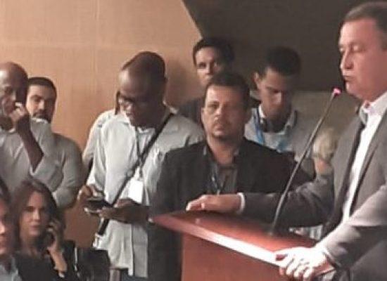 Governador destaca momento importante que Ilhéus viverá com a chegada do Porto Sul