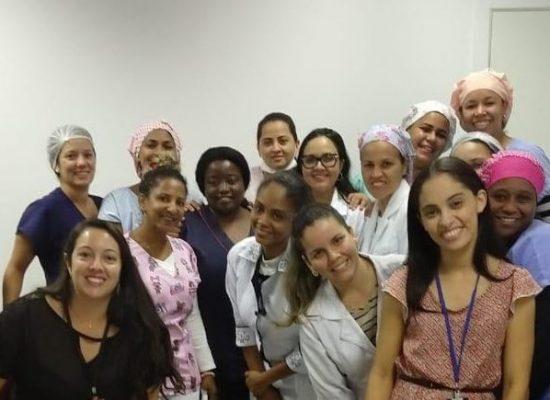 HRCC promove integração e orientação sobre alimentação saudável e prevenção