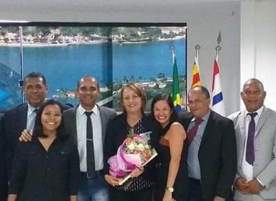 Mães são homenageadas na Câmara Municipal de Ilhéus