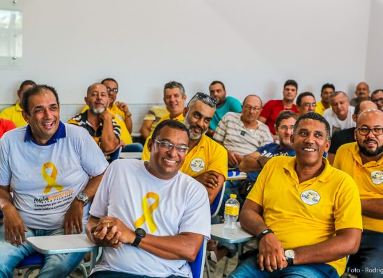 Motoristas de vans participam de capacitação promovida pela Sutram em Ilhéus