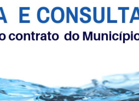 Município realiza audiência e consulta pública para renovação do contrato com a Embasa