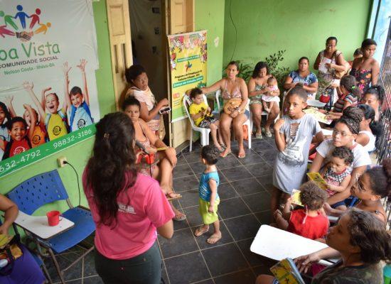 Mutirão Social leva serviços de cidadania à comunidade do Nelson Costa