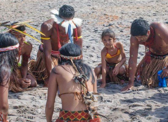 Olivença sedia sexta edição dos Jogos Indígenas Estudantis Tupinambá
